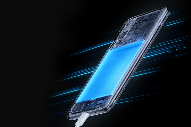 Xiaomi Redmi Note 10 5G | Hỗ trợ sạc nhanh