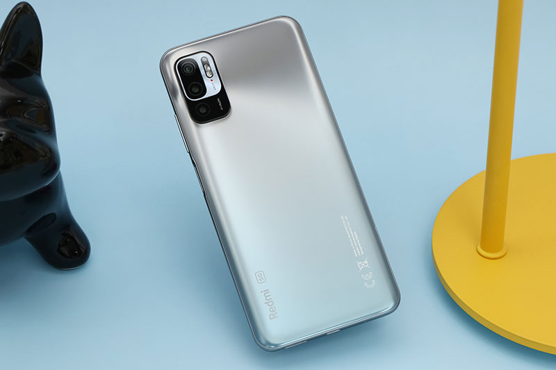 Xiaomi Redmi Note 10 5G | Thiết kế mặt lưng