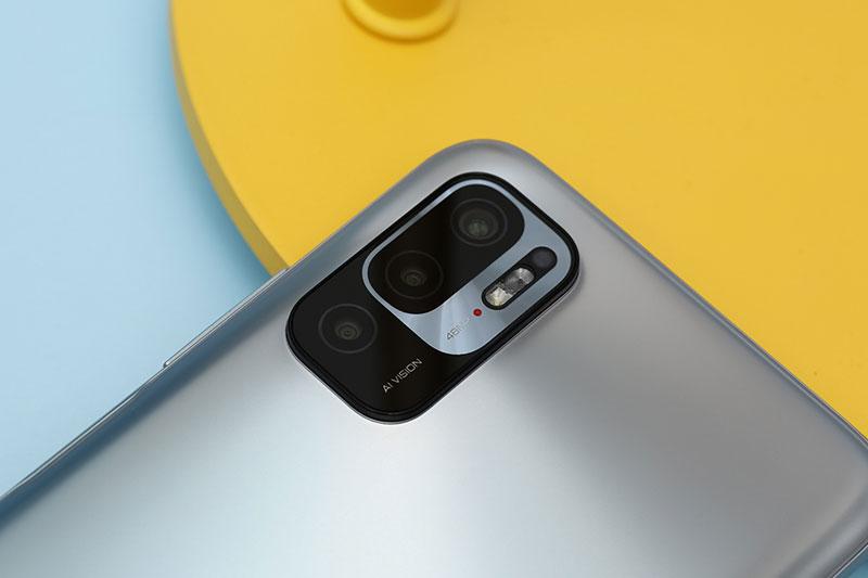 Xiaomi Redmi Note 10 5G | Cụm camera sau