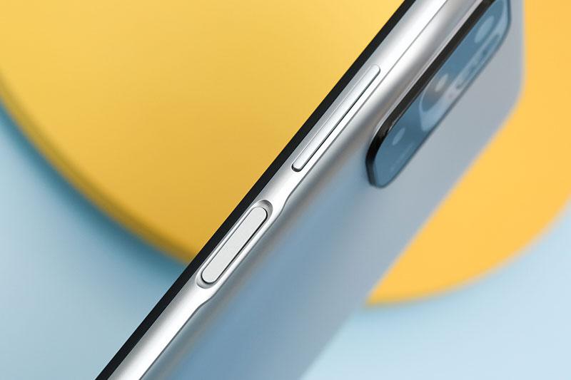 Xiaomi Redmi Note 10 5G | Cảm biến vân tay cạnh bên