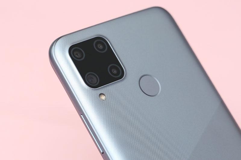 Realme C15 (2021) | Cụm camera sau