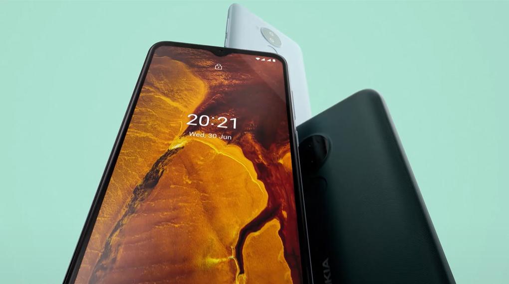 Sở hữu tấm nền IPS LCD 6.82 inch - Nokia C30