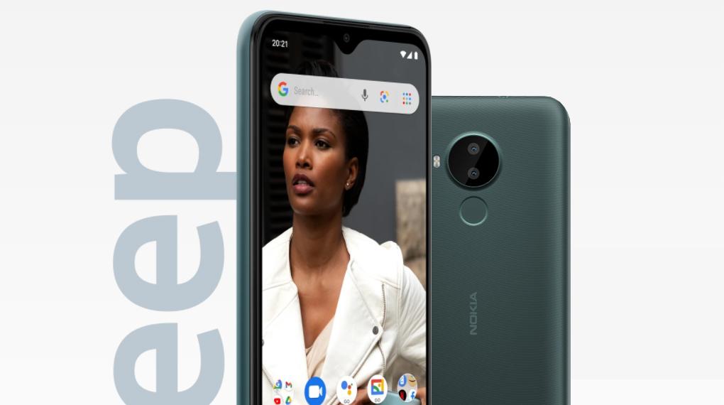 Sử dụng hệ điều hành Android 11 (phiên bản Go)  - Nokia C30