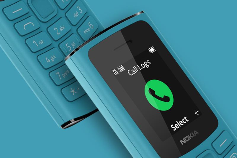 Hiện đại với kết nối 4G - Nokia 105 4G