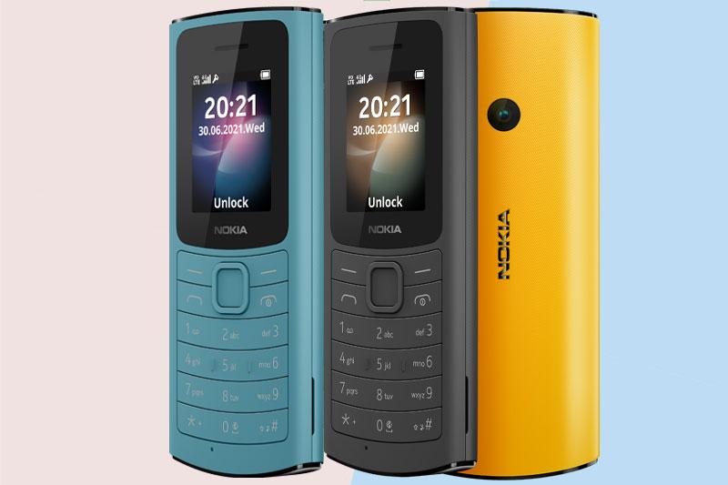 Điện thoại Nokia 110 4G | Độ bền cao, đạt tiêu chuẩn chất lượng châu Âu