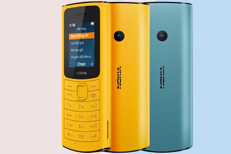 Điện thoại Nokia 110 4G | Thoải mái giải trí cả ngày