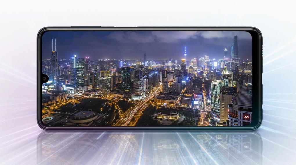 Kết nối nhanh chóng - Samsung Galaxy M22