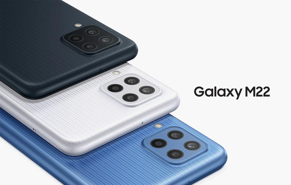 Cụm camera sau - Samsung Galaxy M22