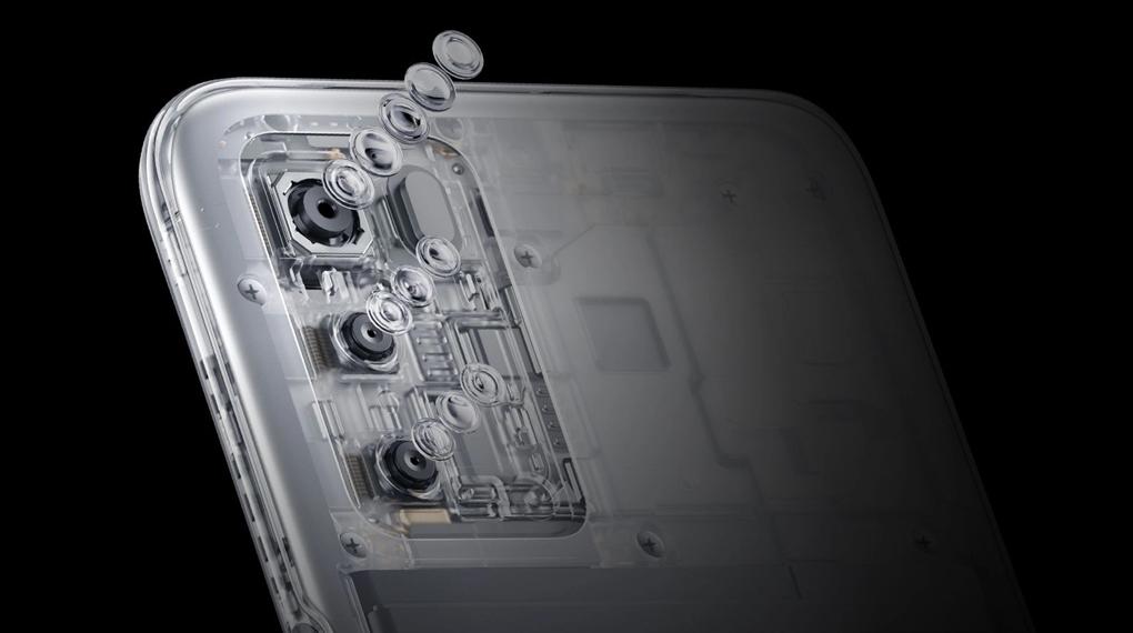 Cụm camera sau chất lượng - OPPO A16