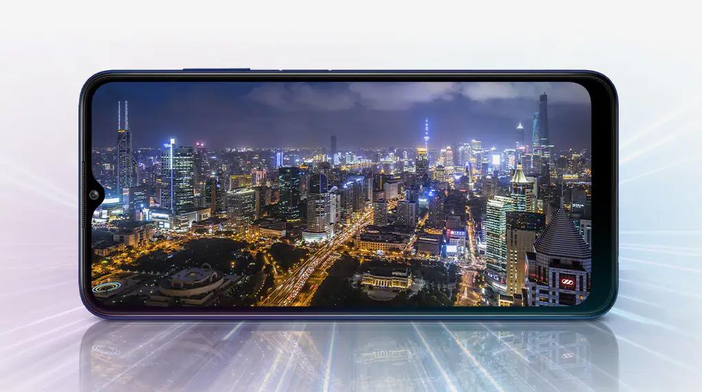 Trang bị tấm nền PLS LCD - Samsung Galaxy A03s