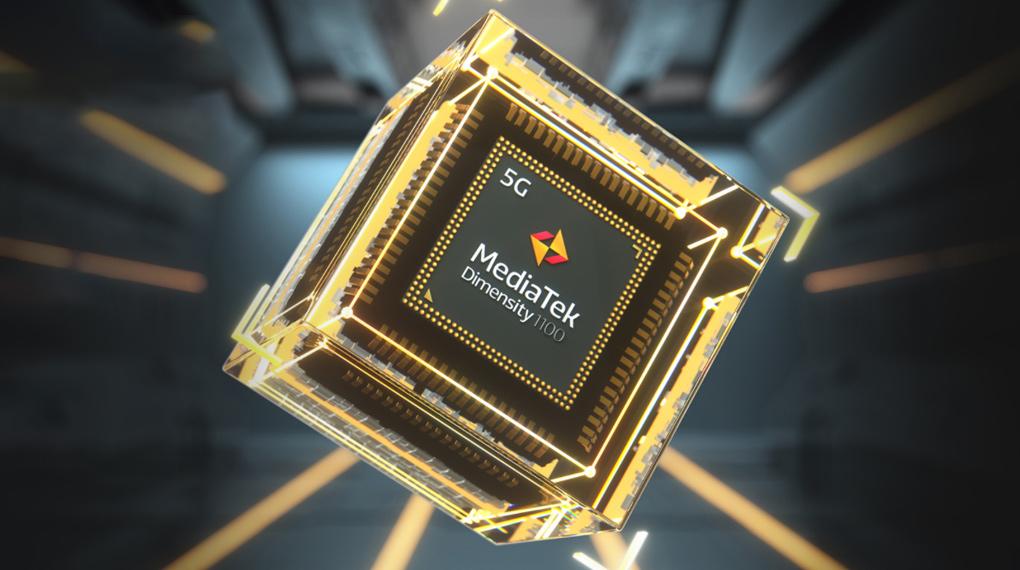 Chip MediaTek Dimensity 1100 mạnh mẽ - Xiaomi POCO X3 GT