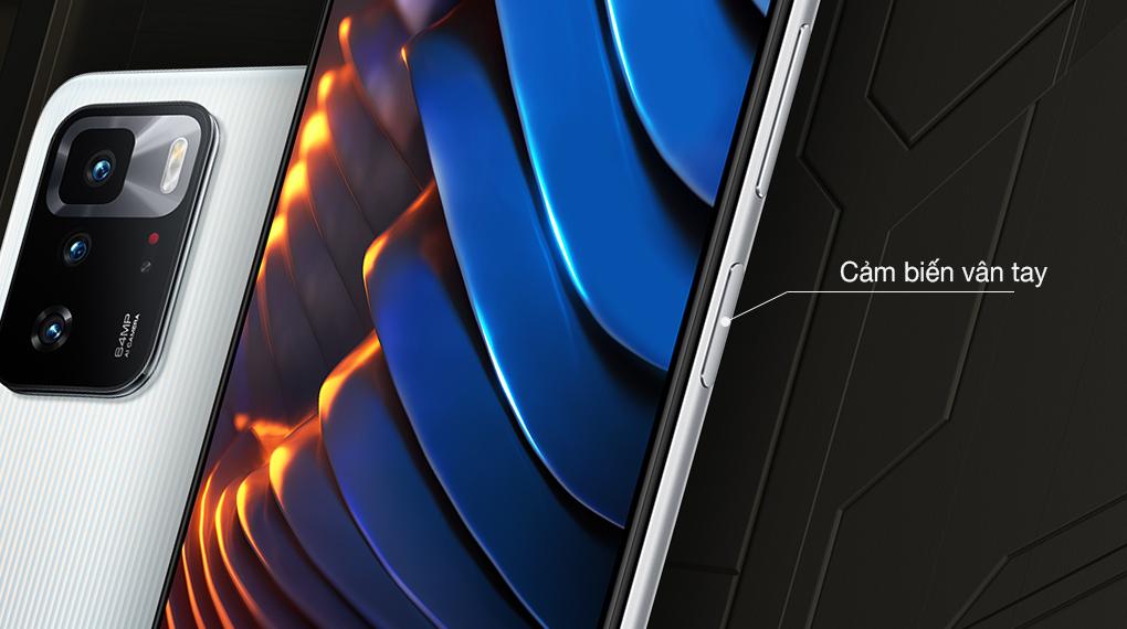 Cảm biến vân tay - Xiaomi POCO X3 GT