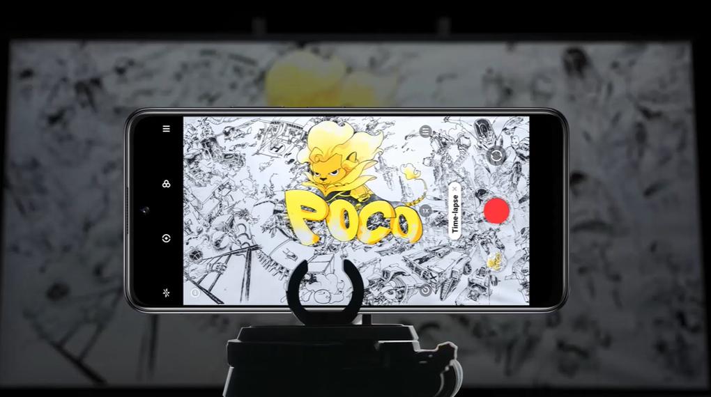 Tính năng thời gian chuyên nghiệp - Xiaomi POCO X3 GT
