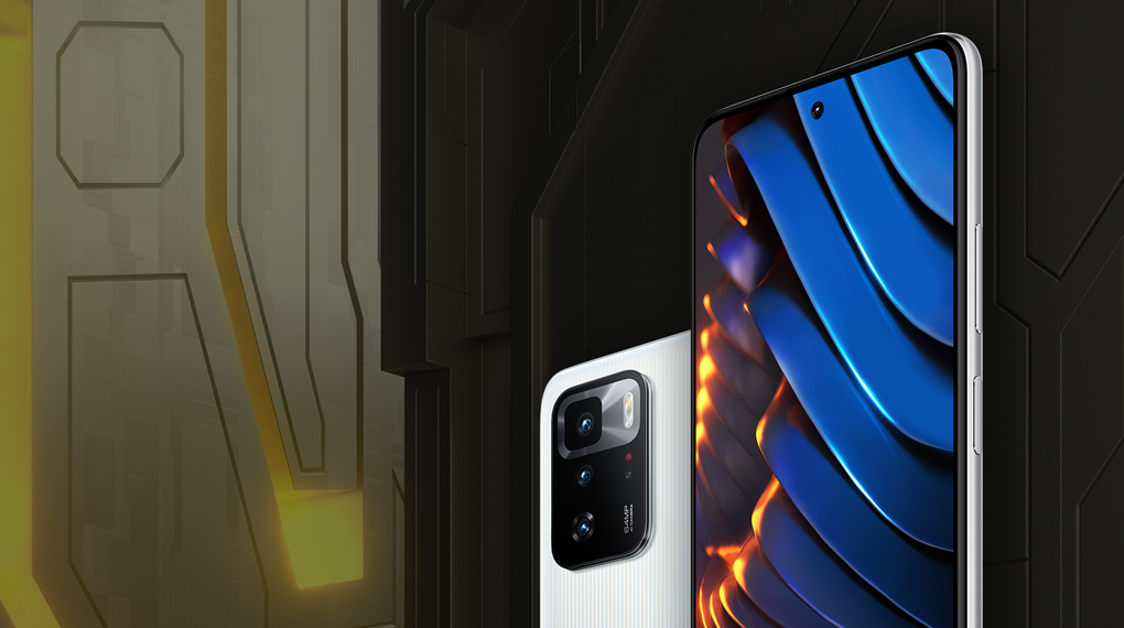Dung lượng bộ nhớ - Xiaomi POCO X3 GT