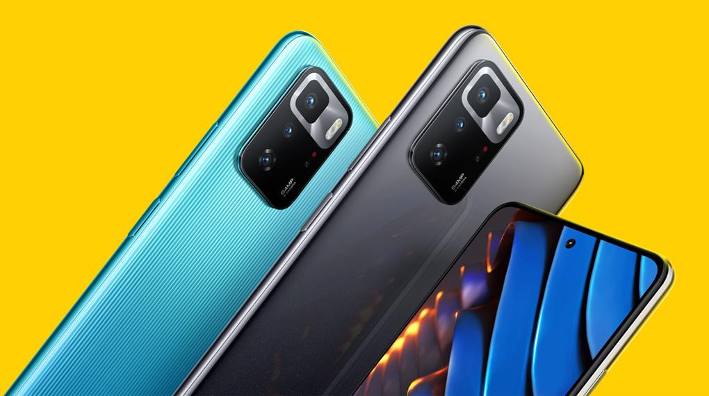 Tổng thể hài hòa - Xiaomi POCO X3 GT