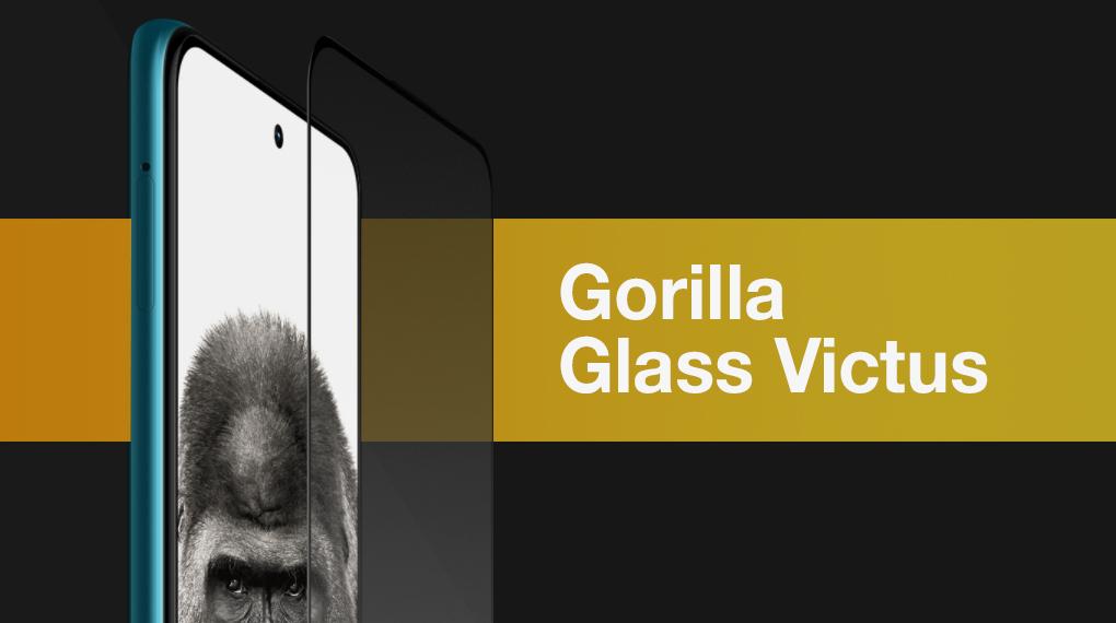 Thế hệ màn hình Gorilla Glass Victus - Xiaomi POCO X3 GT
