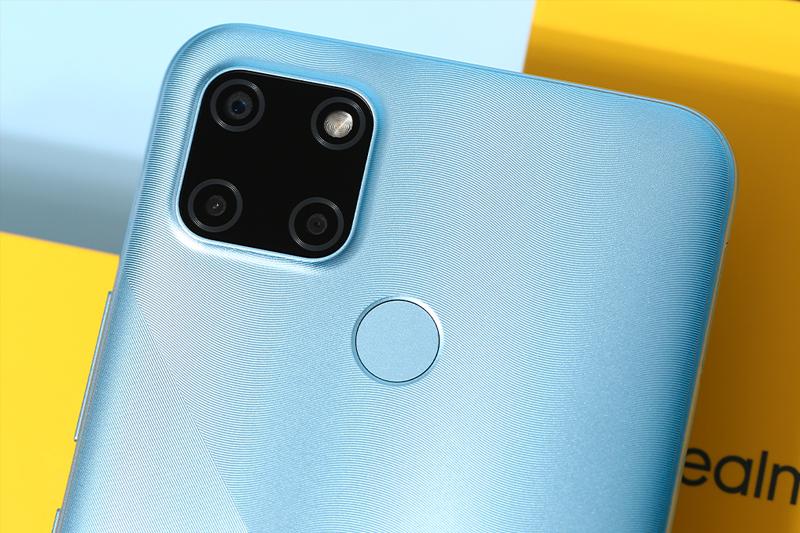 Camera chính tích hợp nhiều tính năng - Realme C21Y 3GB