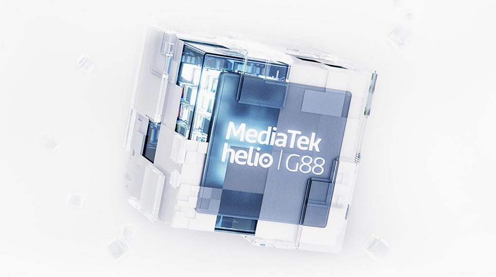 Chip Helio G88 mạnh mẽ - Xiaomi Redmi 10