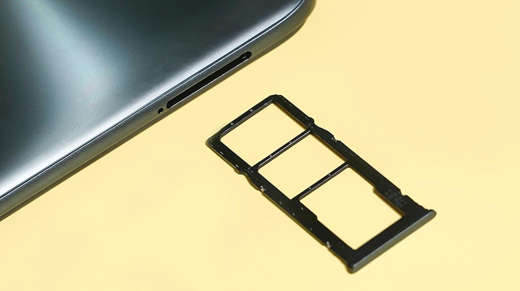 Hỗ trợ mở rộng dung lượng qua thẻ nhớ - Xiaomi Redmi 10