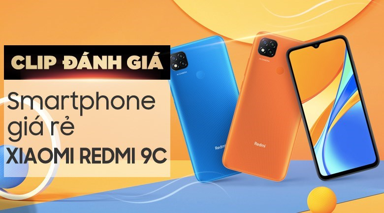 Xiaomi Redmi 9C (4GB/128GB)
