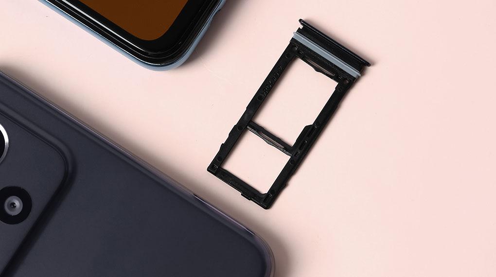 Điện thoại Samsung Galaxy A52s 5G | Khe sim