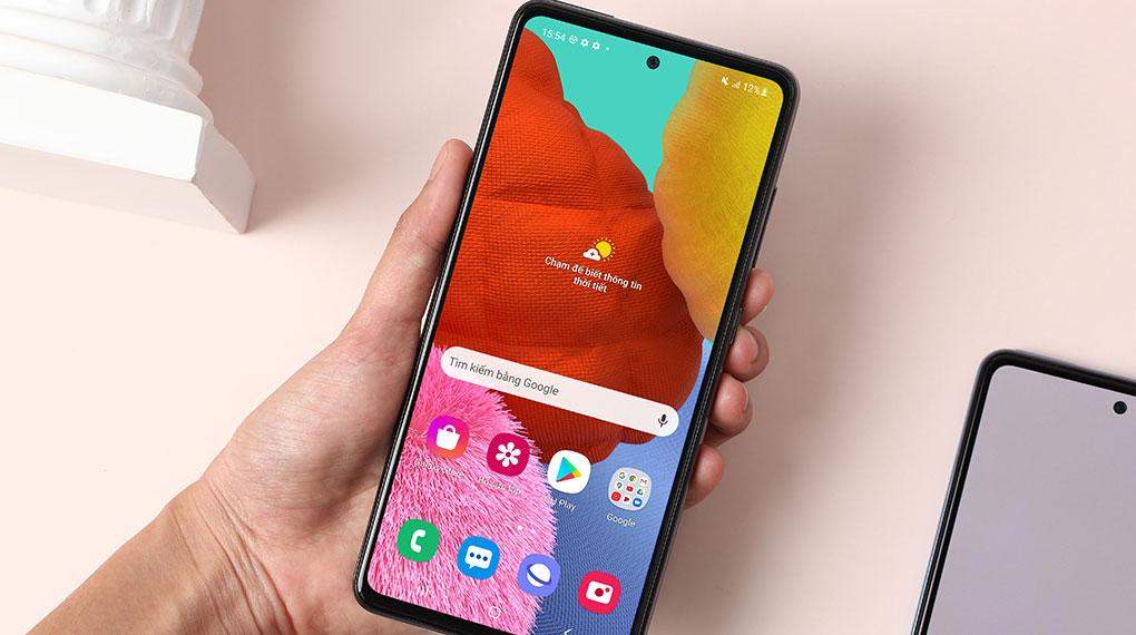 Điện thoại Samsung Galaxy A52s 5G | Trải nghiệm sử dụng vượt mà sắc nét