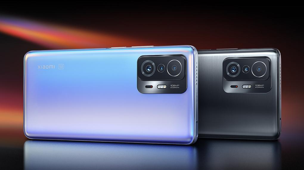Thiết kế sang trọng với cụm camera nổi bật - Xiaomi 11T Pro 5G