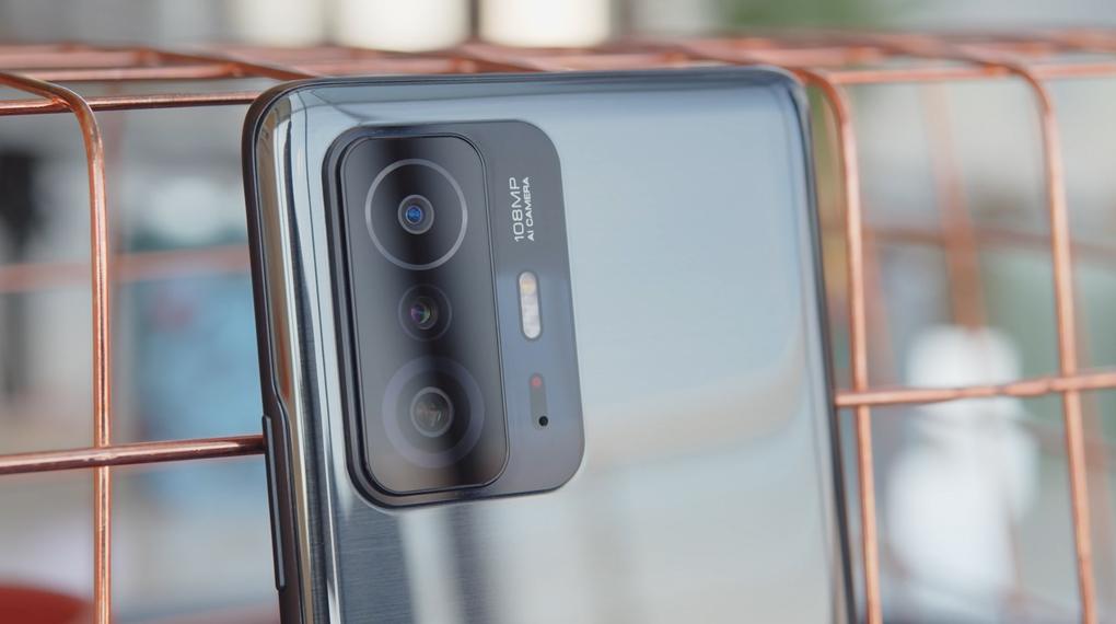 Cụm camera chuyên nghiệp - Xiaomi 11T Pro 5G