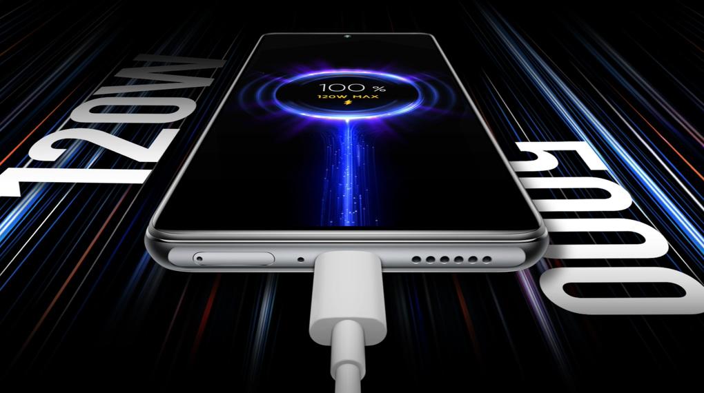 Dung lượng pin 5000 mAh - Xiaomi 11T Pro 5G