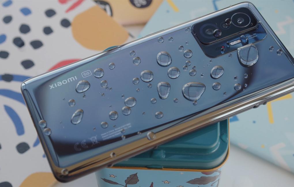 Khả năng kháng bụi, nước - Xiaomi 11T Pro 5G