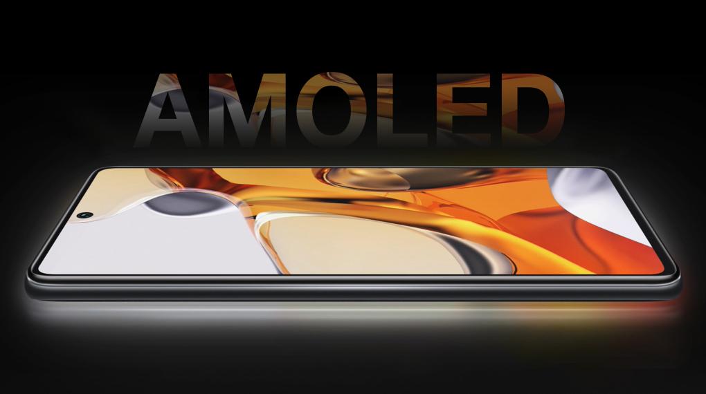 Màn hình AMOLED 6.67 inch - Xiaomi 11T Pro 5G