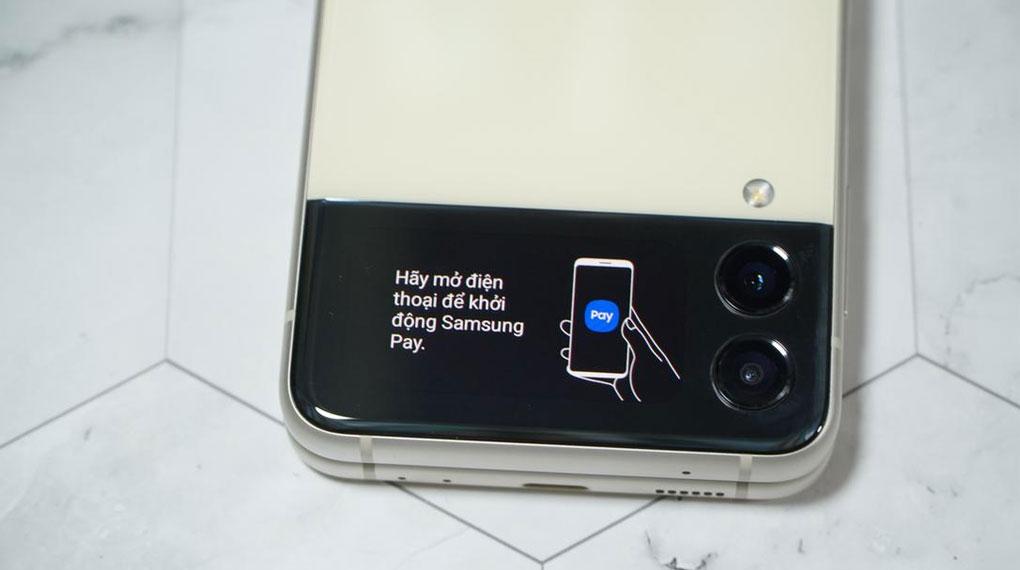 Samsung Galaxy Z Flip3 5G 256GB | Tính năng Samsung Pay