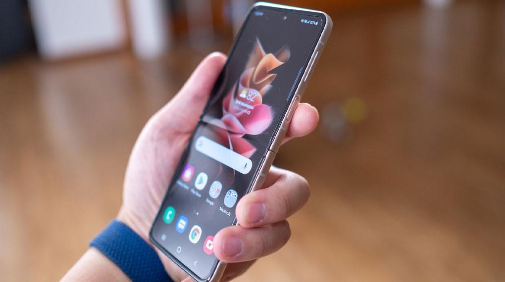 Samsung Galaxy Z Flip3 5G 256GB | Thời lượng sử dụng pin ấn tượng