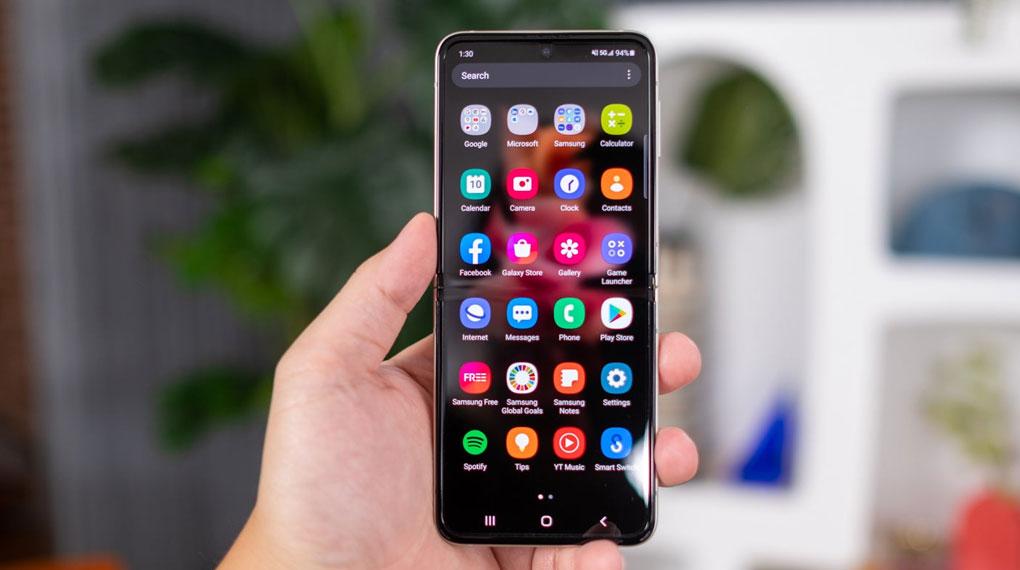Samsung Galaxy Z Flip3 5G 256GB | Cấu hình hàng đầu thế giới