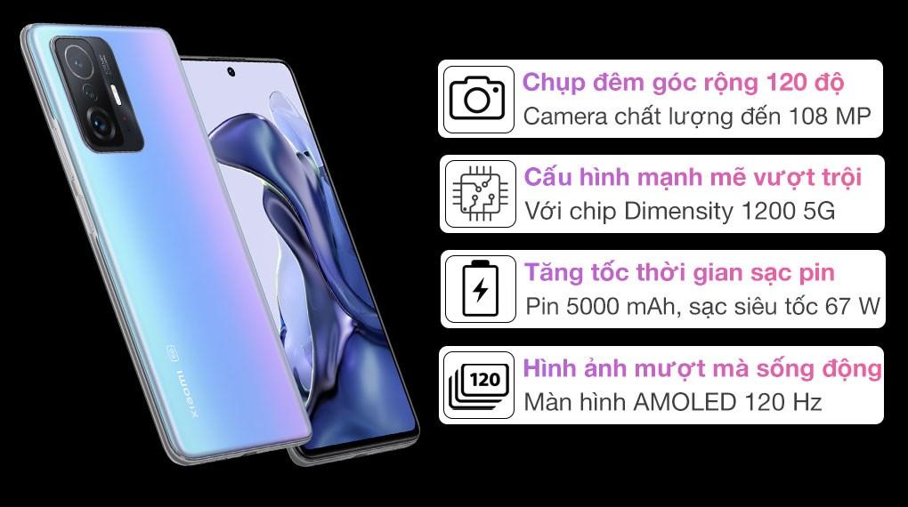 Xiaomi 11T 5G 128GB
