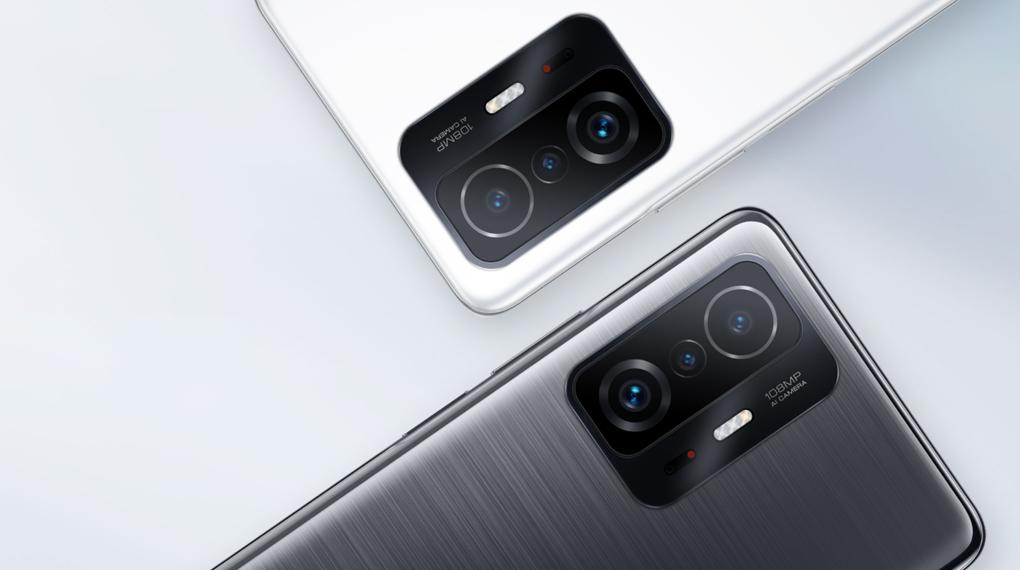 Cụm camera sau ấn ượng - Xiaomi 11T 5G 128GB