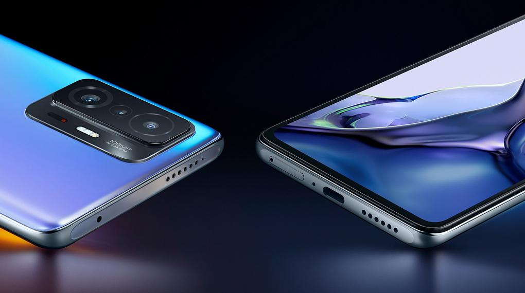 Độ sáng đạt tối đa 1000 nits - Xiaomi 11T 5G 128GB
