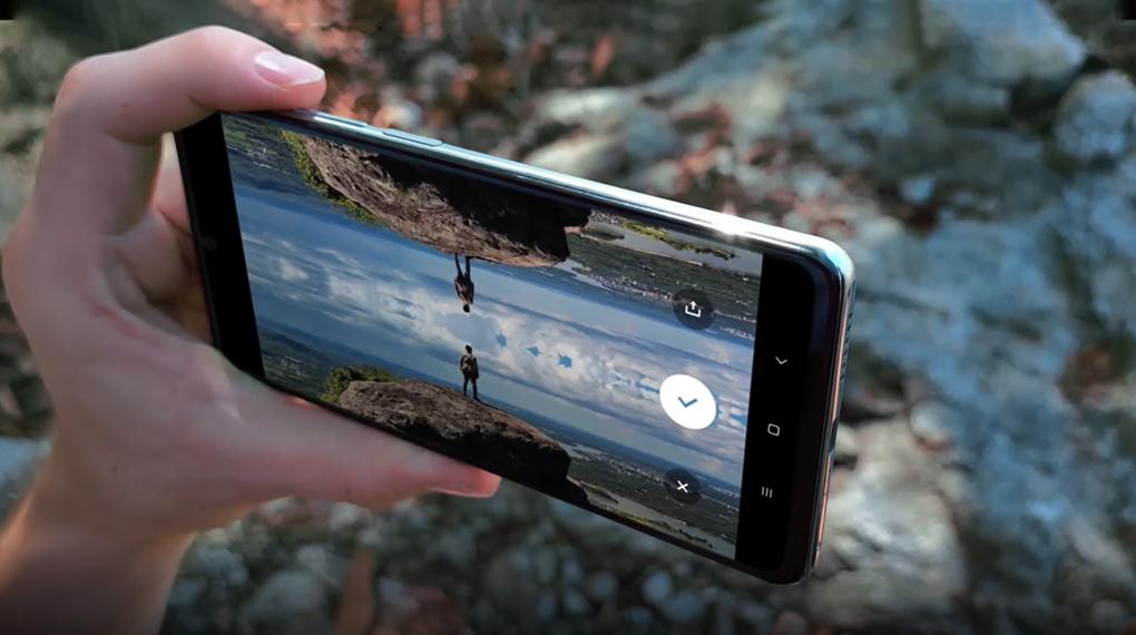 Hiệu ứng quay chuyên nghiệp - Xiaomi 11T 5G 128GB