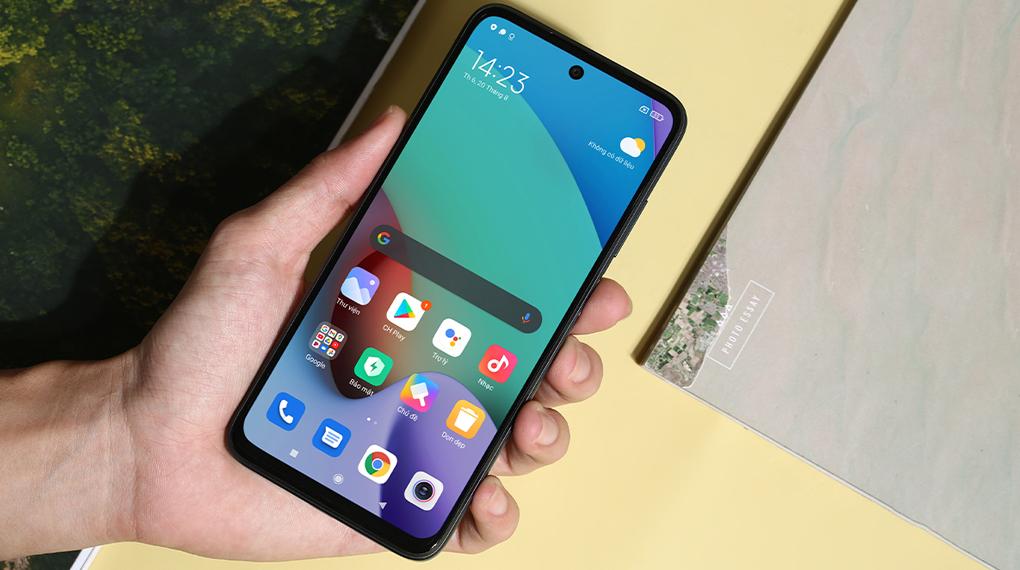 Điện thoại Xiaomi Redmi 10 (4GB/64GB) | Tích hợp công nghệ AdaptiveSync
