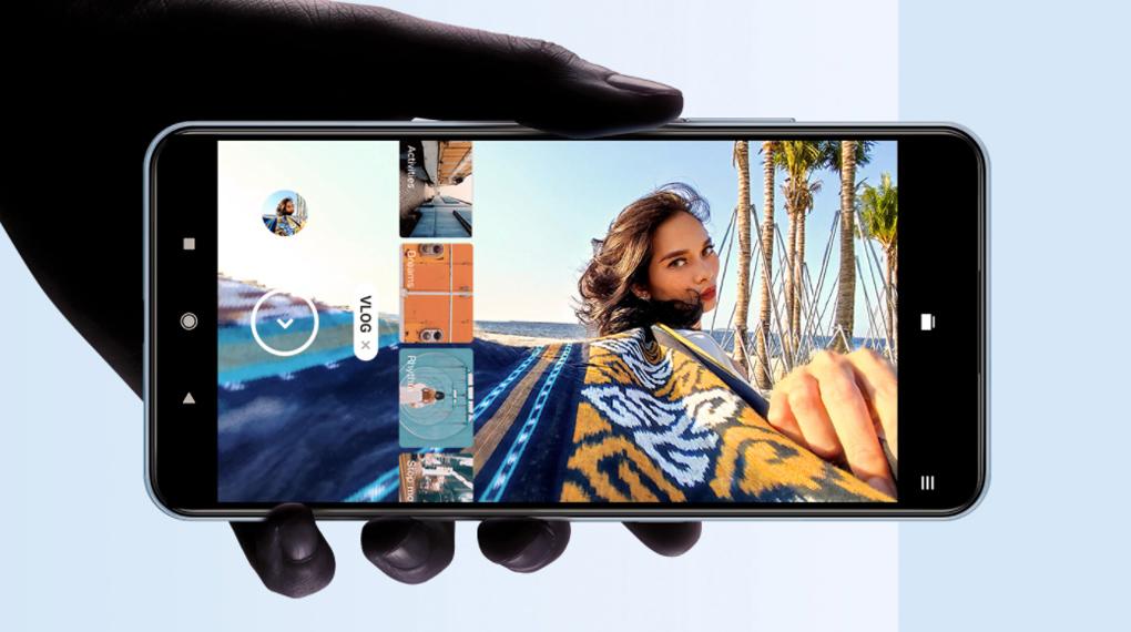 Hỗ trợ quay video 4K - Xiaomi 11 Lite 5G NE