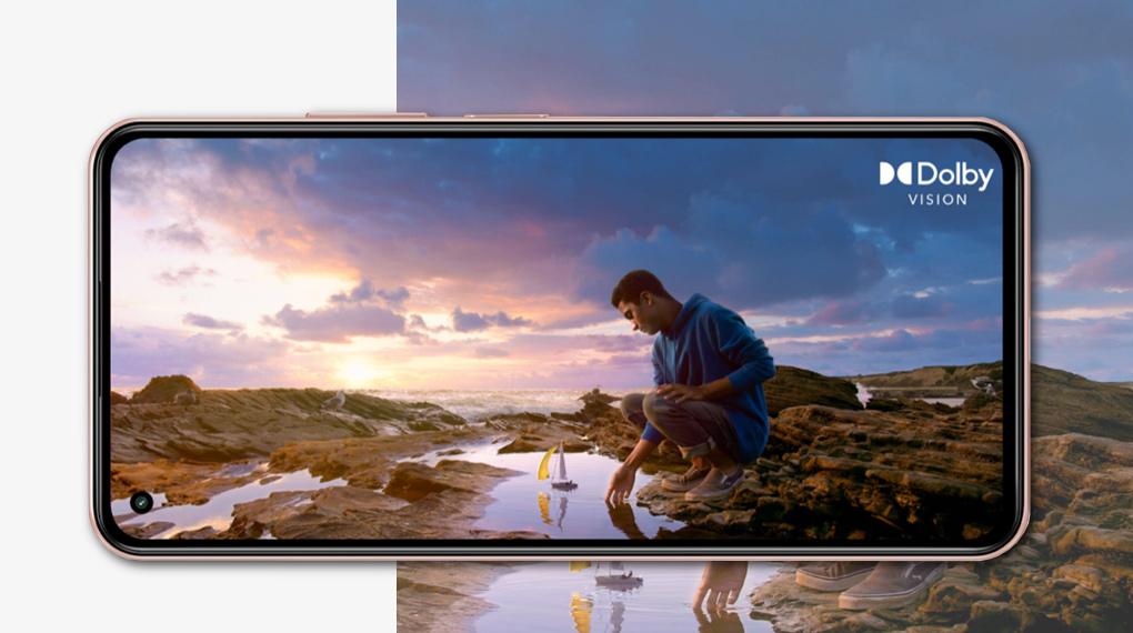Trải nghiệm đồ họa mượt mà - Xiaomi 11 Lite 5G NE