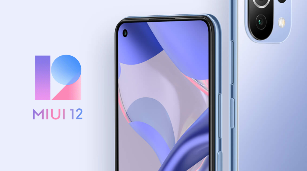 Giao diện MIUI 12.5 - Xiaomi 11 Lite 5G NE