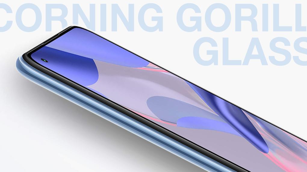 Trang bị kính cường lực Corning Gorilla Glass 5 - Xiaomi 11 Lite 5G NE