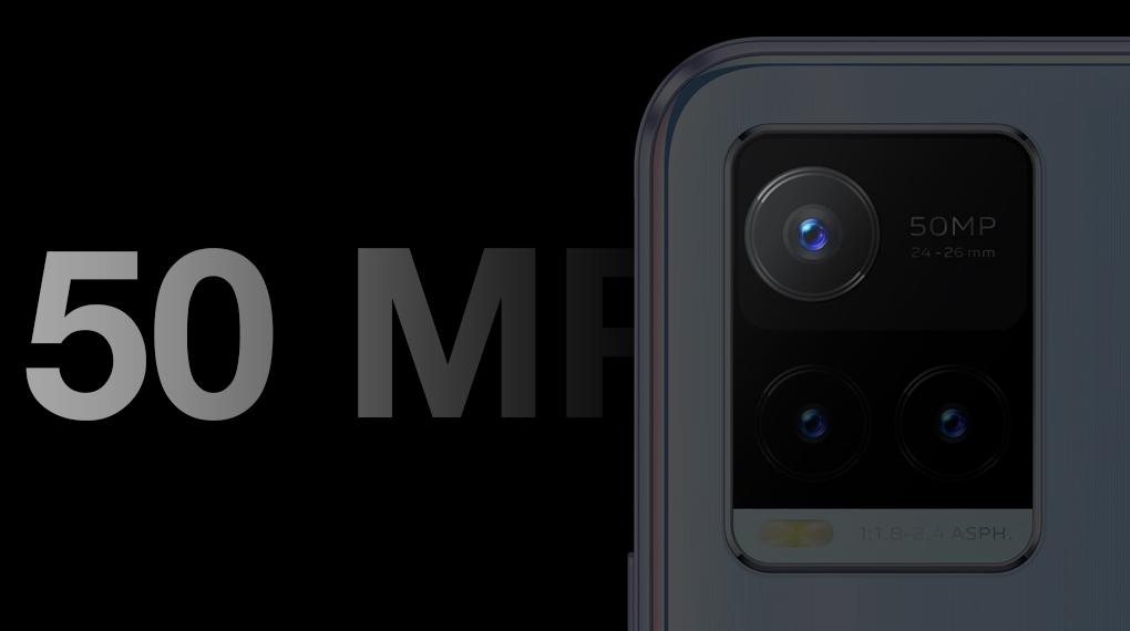 Cụm camera sau - Vivo Y21s