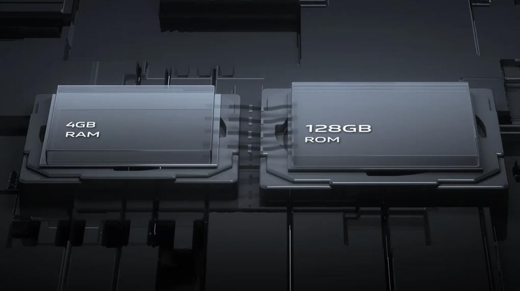 Dung lượng bộ nhớ - Vivo Y21s