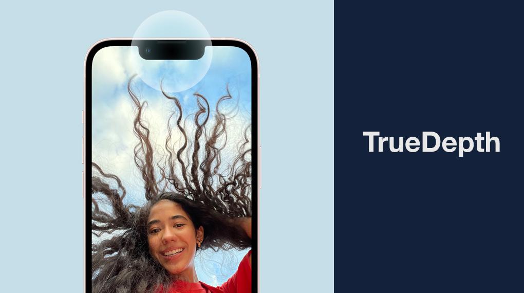 Công nghệ TrueDepth - iPhone 13 mini 512GB