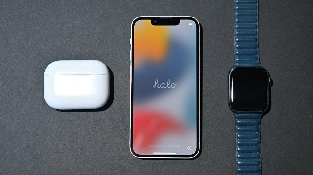 Sở hữu màn hình kích thước 5.4 icnh - iPhone 13 mini 512GB