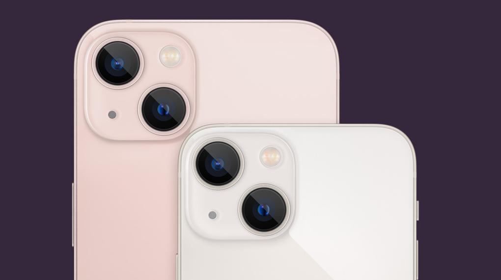 Cụm camera chuyên nghiệp - iPhone 13 mini 512GB