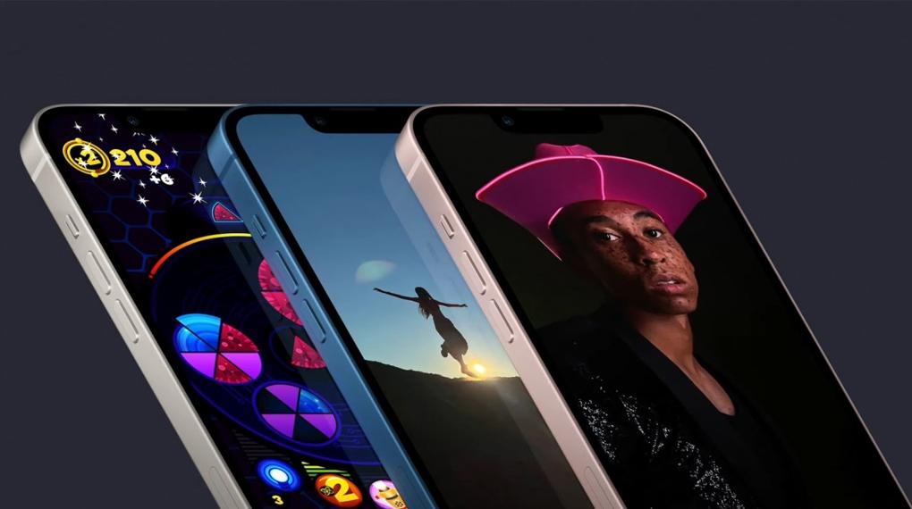 Được trang bị kính Ceramic Shield - iPhone 13 mini 256GB