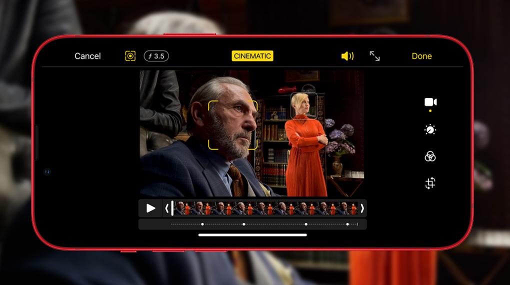 Chế độ điện ảnh độc đáo - iPhone 13 256GB